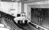 <p>Picture showing the NEW Theatre Interior designed by Archibald Hurley Robinson</p>
