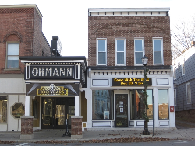 Ohmann Theater Celebrates 100 Years With Showing of GWTW
