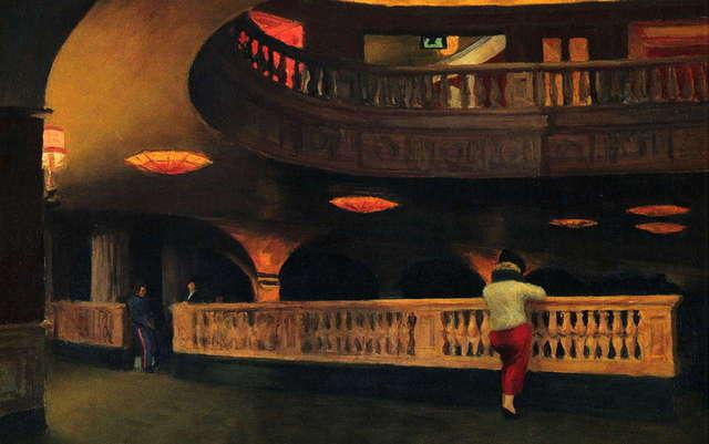 Sheridan Theatre, 1937
