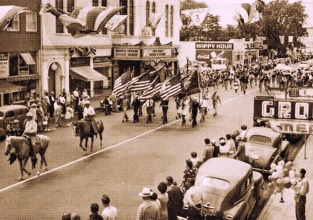 Roseville Theatre 1942