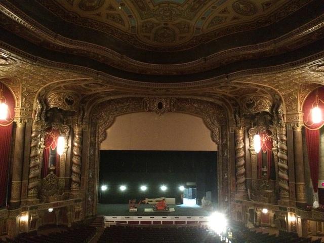 Kings Restored Auditorium