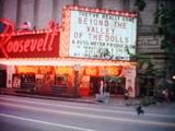 Roosevelt Theatre,  1970