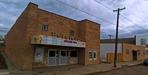 Belfield Theater And Performance Center In Belfield Nd