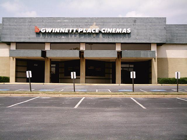Movies at Gwinnett