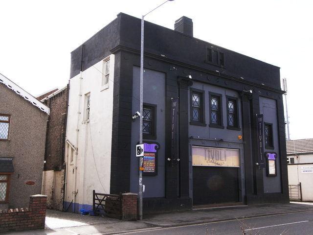 The Tivoli Buckley in April 2010