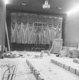 The Bijou Mablethorpe during construction