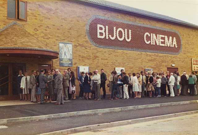 The Bijou Mablethorpe in the 1980s