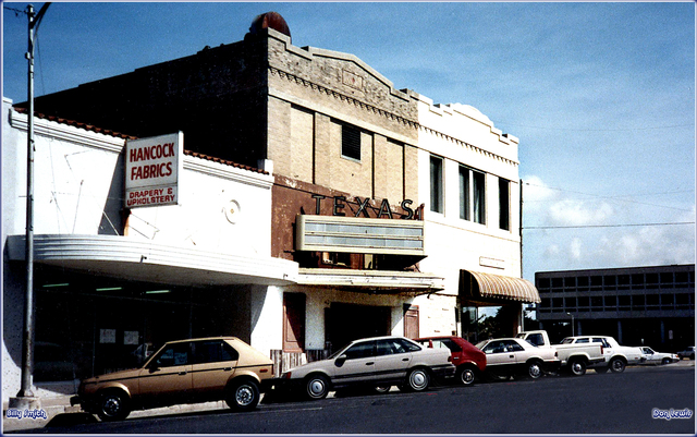 Texas Theater ... Temple Texas