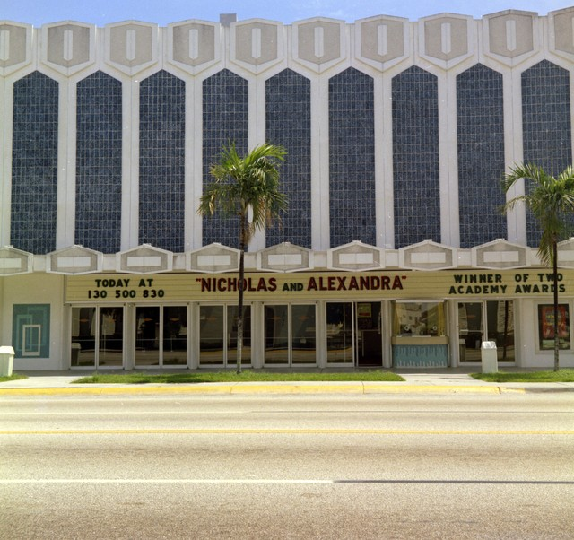 Loews' Bay Harbor Theater 1972