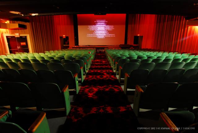 Art Cinema - Main Floor #2