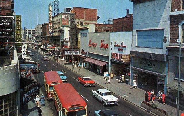 1959 photo courtesy of the AmeriCar The Beautiful Facebook page.