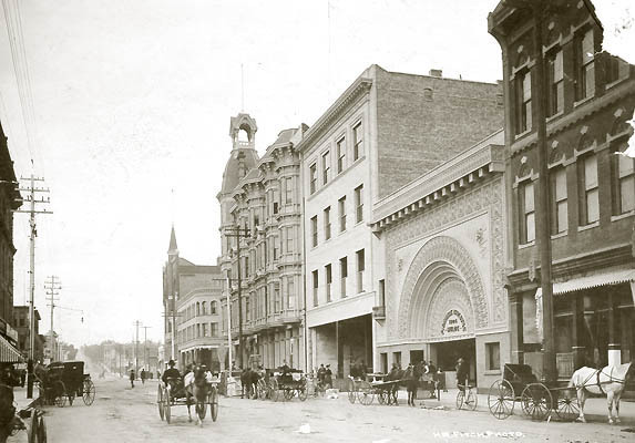 The Pickwick Theater, San Diego