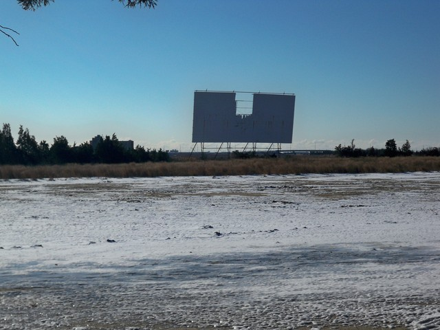 2015 pic of the old Circus Drive-In