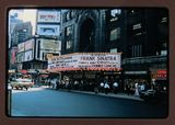 NYC Time sq Paramount 1956