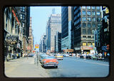 NYC 1956 7th Ave looking north to ROXY Theatre