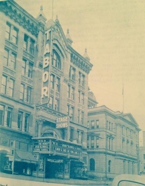 Tabor Grand Opera House