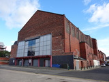 The rear of the Hippodrome Middlesbrough in June 2006