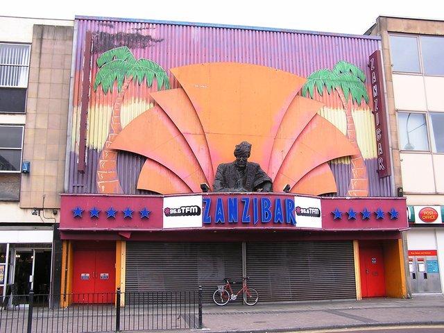 The former Odeon Stockton in June 2006