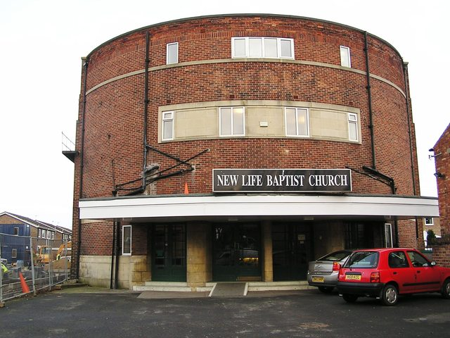 The Lyric Northallerton in January 2006