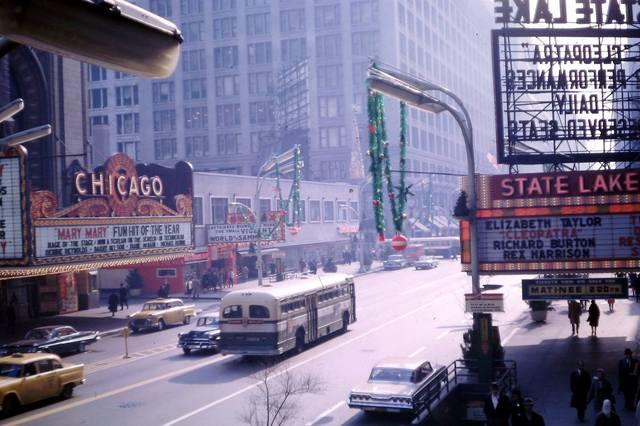 November 1963 photo courtesy of John P. Keating Jr.