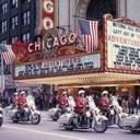 May 1, 1970 photo of the Apollo 13 Parade. Photo courtesy of John P. Keating Jr.