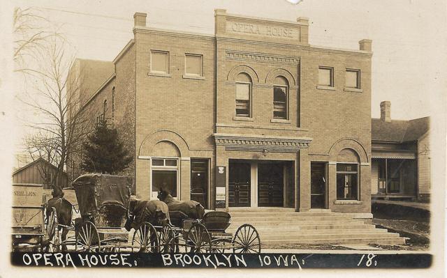 brooklyn opera house