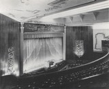 <p>Auditorium photographed in 1934.  Photograph by R.W. Spurs.</p>