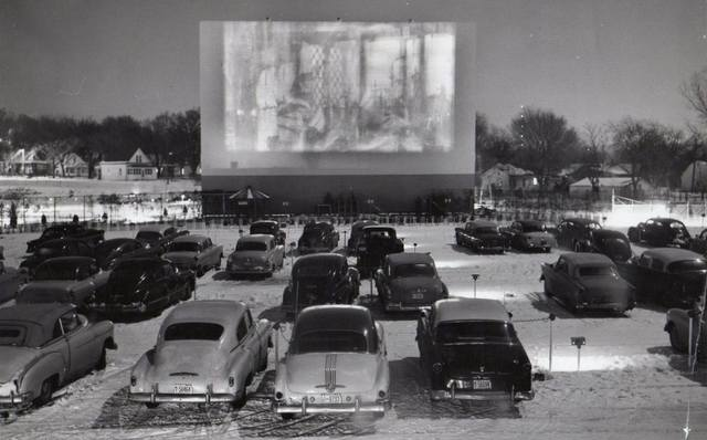 Circa 1955 photo courtesy of Hemmings Motor News Facebook page.