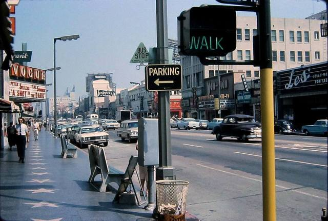August 1964 photo credit & courtesy of the Vintage Los Angeles Facebook page.