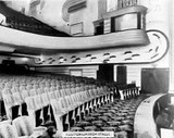 <p>The New Hippodrome View of Front Stalls.</p>