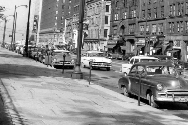 1958 photo courtesy of AmeriCar The Beautiful Facebook page.