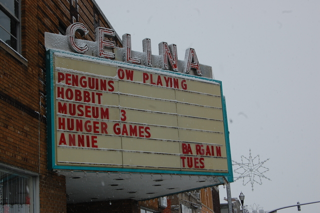 Celina Cinema 5