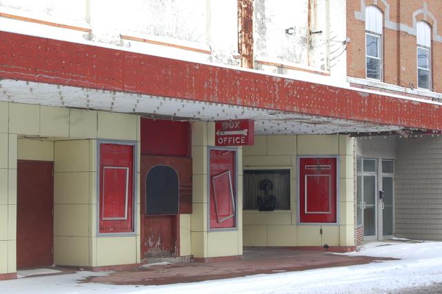 Paulding Theatre In Paulding Oh Cinema Treasures