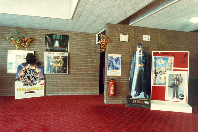 View Across Foyer - 1989