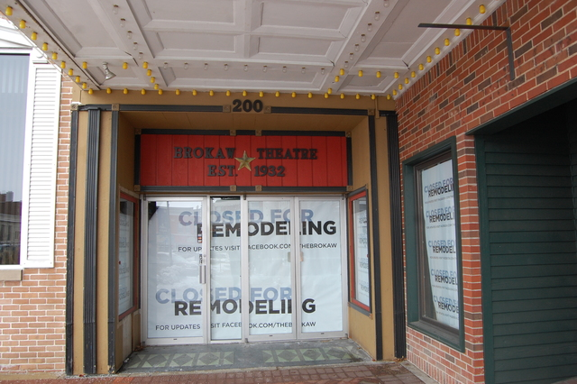 Brokaw 1 & 2 Theatre