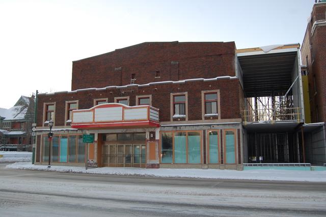 ready theatre in niles mi cinema treasures