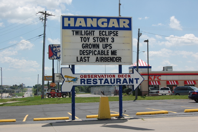 Hangar Restaurant & Cinema