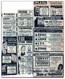 Leo Theatre Ad ... Dallas Texas