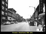 1959 photo courtesy of the Princeton's Cool Cruisin' Nights, Mercer Street, Princeton WV Facebook page.