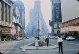 Times Sq NYC 1956