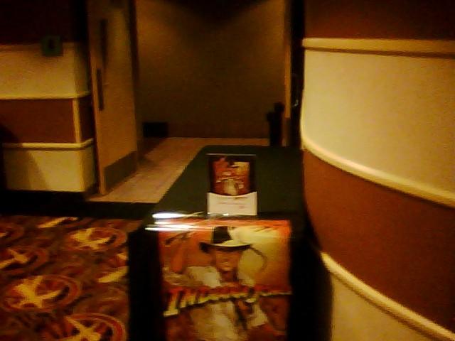 AMC Discover Mills 18 -- Indiana Jones Marathon