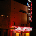 Lynn Theater at night