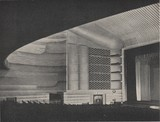 <p>Auditorium photographed in 1934.</p>