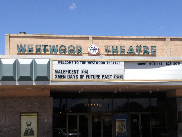 Westwood Twin Theatre