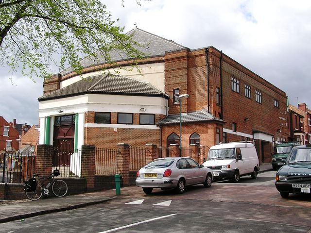 The Apollo Berridge Nottingham in May 2006