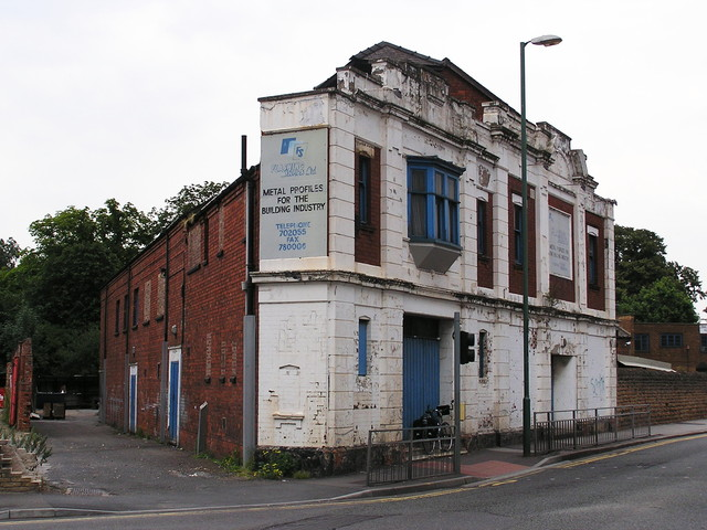 The Vernon Basford Nottingham in July 2004