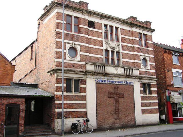 The Regal Carlton Nottingham in September 2005