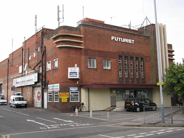 The Futurist Basford Nottingham in July 2004