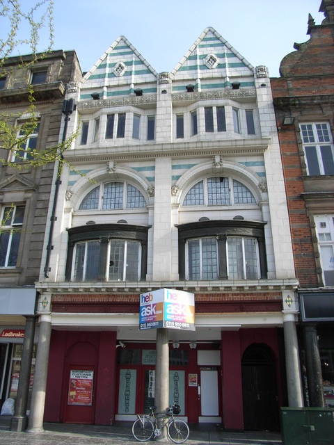 The Picture House Nottingham in May 2008