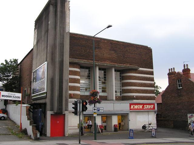 The Metropole Nottingham in July 2004